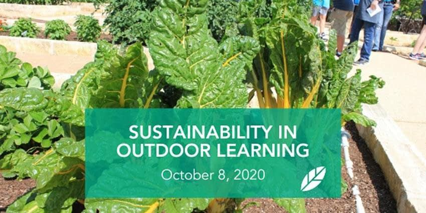 , EcoRise: Sustainability in Outdoor Learning Tickets, Thu, Oct 8, 2020 at 5:00 PM, TheCircularEconomy.com