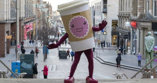 , PCRRG backs launch of first cup recycling initiative in Scotland, The Circular Economy