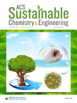 , 2H and 2H/1T-Transition Metal Dichalcogenide Films Prepared via Powderless Gas Deposition for the Hydrogen Evolution Reaction | ACS Sustainable Chemistry & Engineering, TheCircularEconomy.com
