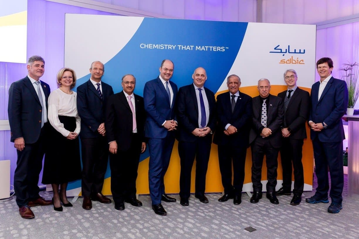 , Sabic and customers launch certified circular polymers from mixed plastic waste, The Circular Economy