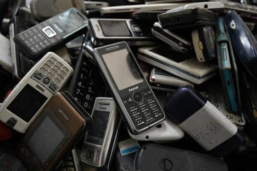 , Cell 'Tower of Babel' highlights China e-waste problem   Inquirer News, The Circular Economy