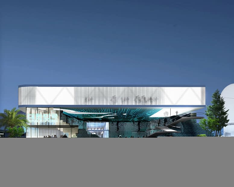 , SuperSpatial Reinvents E-waste for the Korean Pavilion at Expo 2020, The Circular Economy