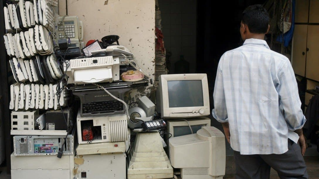 , China's recyclable e-waste to double in value to $24 billion by 2030, The Circular Economy