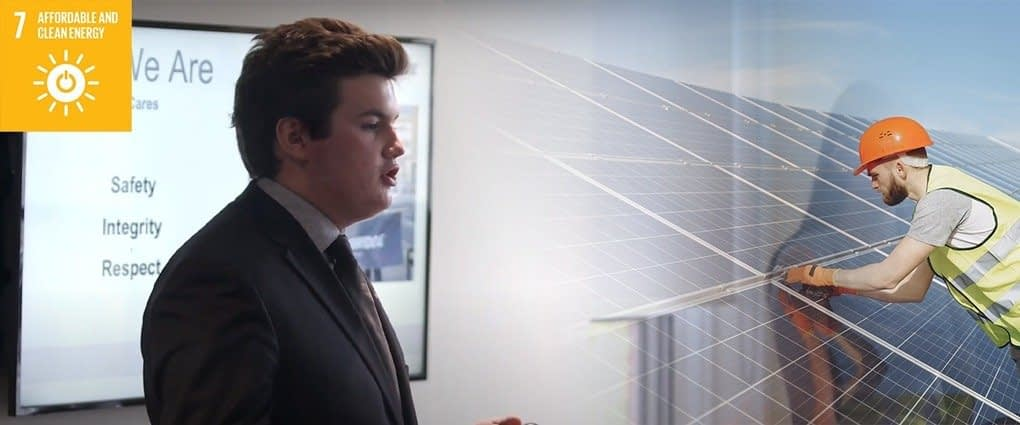 , Sustainable Development Goal 7: Affordable and Clean Energy | Gordon S. Lang School of Business and Economics, TheCircularEconomy.com