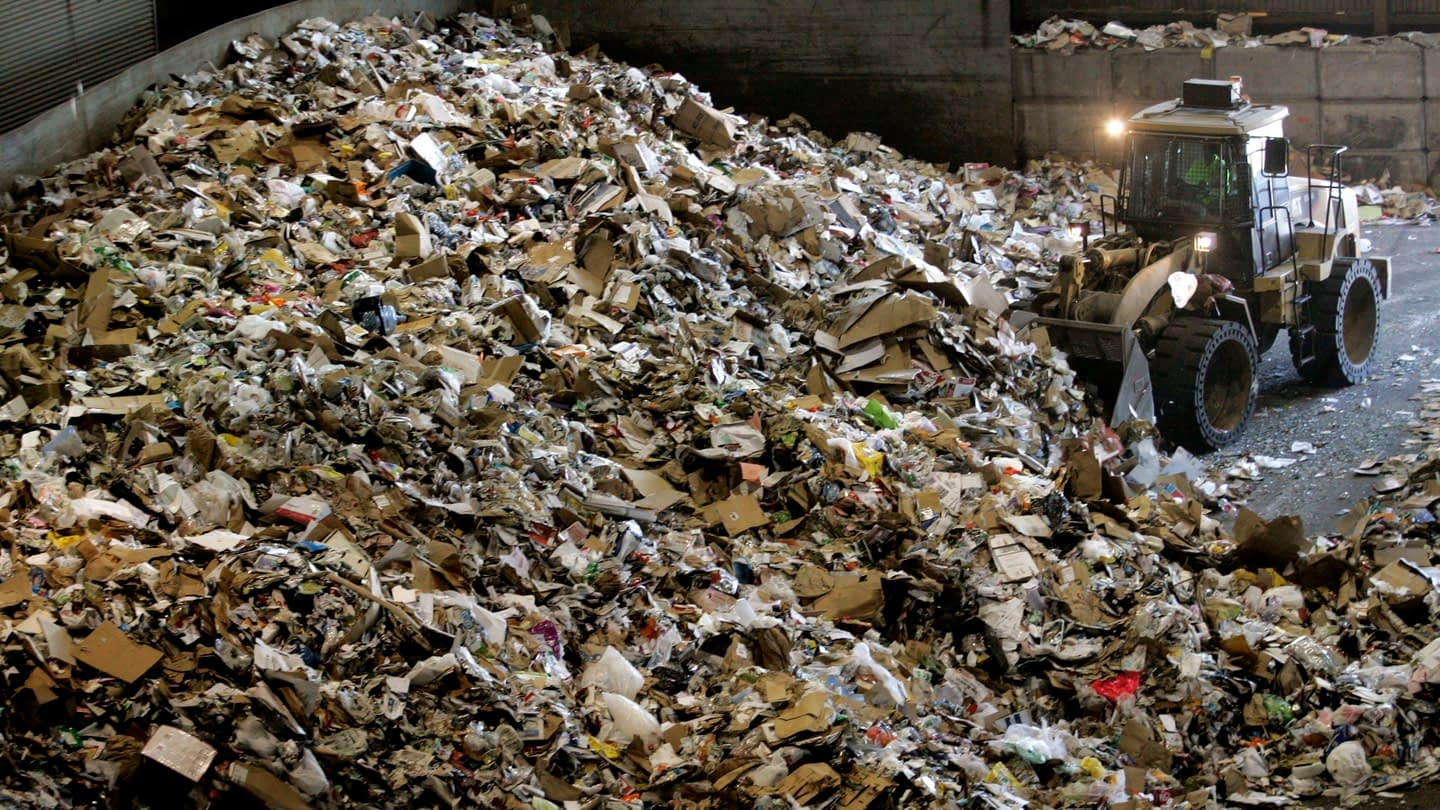 , What Happens Now That China Won't Take U.S. Recycling, The Circular Economy