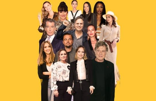 , Celebrities and Models Supporting Sustainability Activism, The Circular Economy