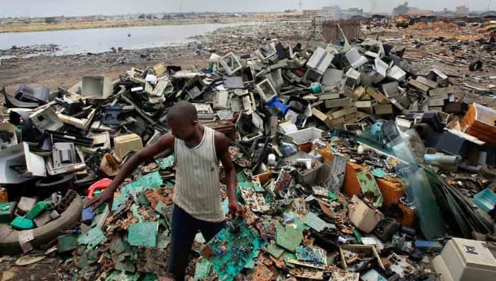 , UK braced for tougher e-waste policies as impacts on human food chains revealed, The Circular Economy