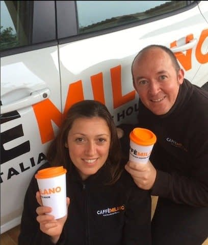 , British cafe on the Costa Blanca 'first in Spain' to ban single-use coffee cups, The Circular Economy