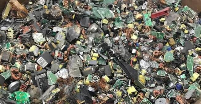 , E-waste Recycler's Collection Campaign, Tech Investments Boost Volume, The Circular Economy
