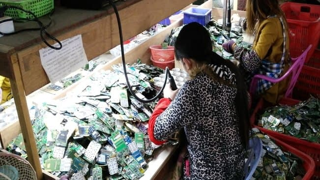 , Waste management: Urgent action needed to better manage e-waste: ILO, The Circular Economy