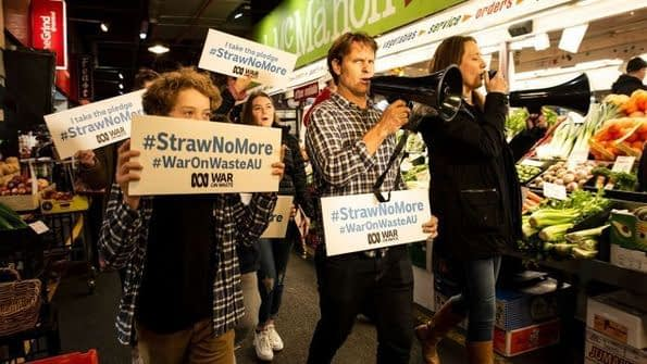 , Straw No More in Adelaide as Mayor backs ban with War On Waste II set for launch – ABC News (Australian Broadcasting Corporation), The Circular Economy