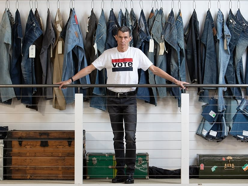 Levi Strauss CEO: Sustainability and Business Go 'Hand in Hand'