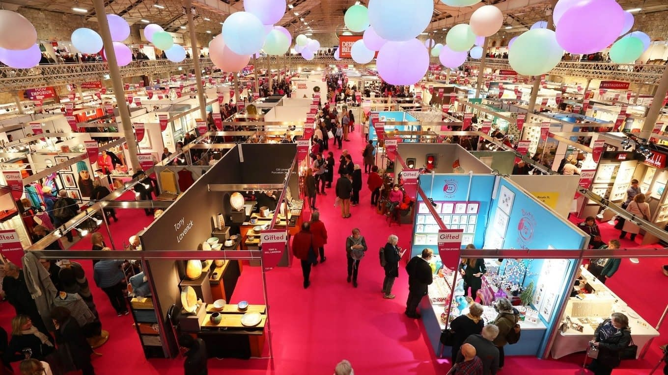 , Sustainability key trend at this year's Gifted Fair, TheCircularEconomy.com
