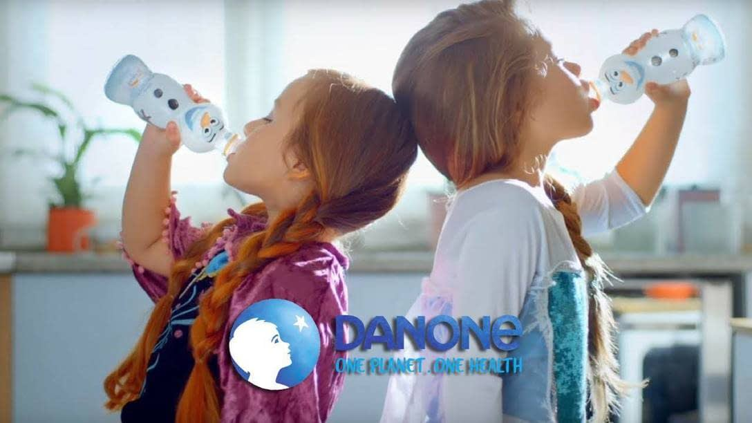 , Danone and Loop Industries sign supply agreement, TheCircularEconomy.com