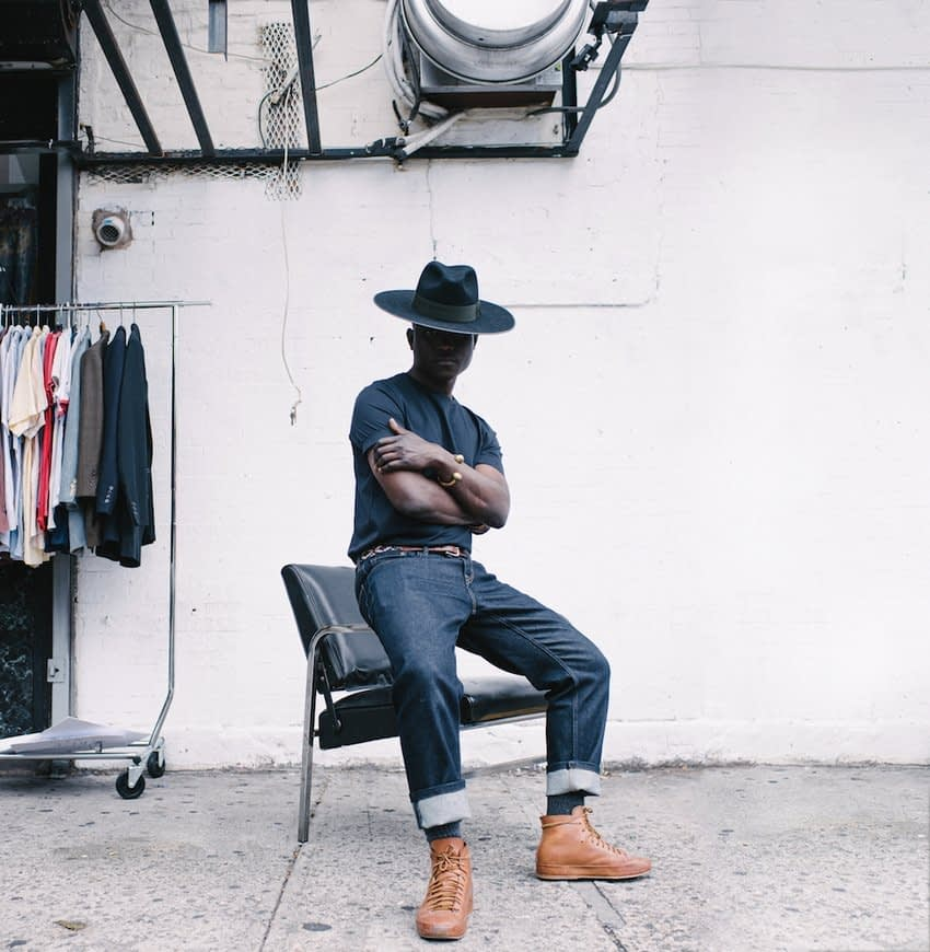, Banana Republic Packages Durability and Sustainability In New Men's Jeans Collection, TheCircularEconomy.com