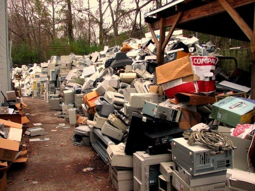 , Video: Uncovering the dark side of e-waste recycling, TheCircularEconomy.com