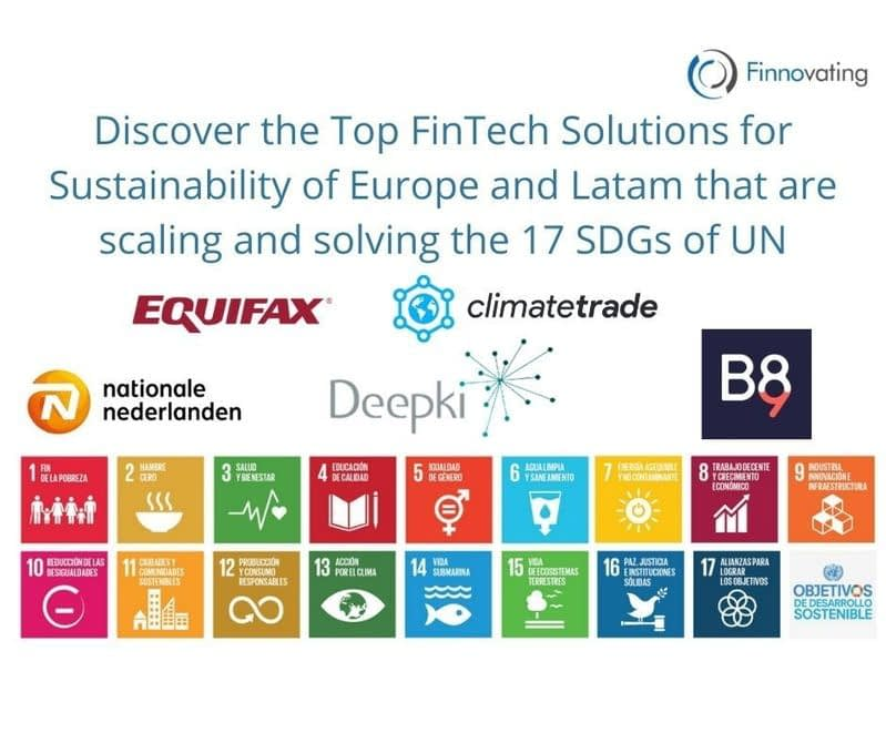 , Top FinTech Solutions for Sustainability, TheCircularEconomy.com