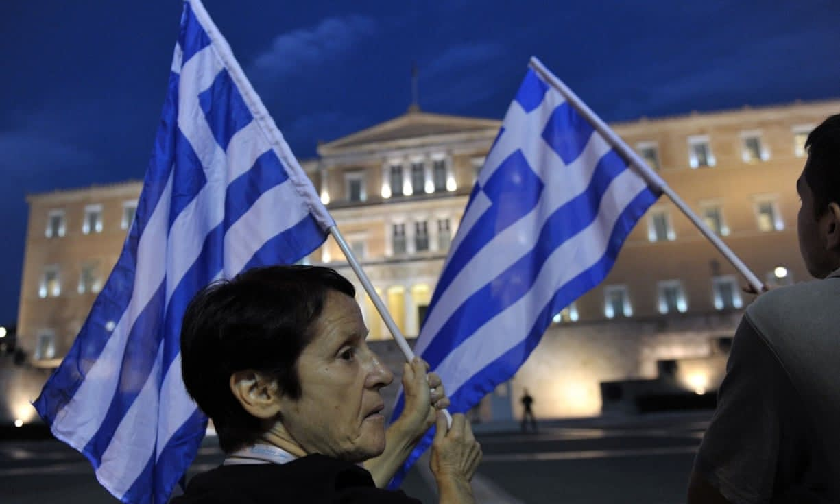 , Germany's hypocrisy over Greece water privatisation, The Circular Economy
