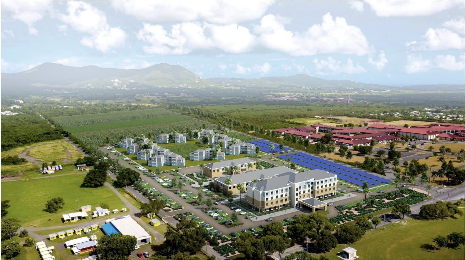 , UVI Research and Technology Park – Tech Village: A St. Croix Sustainable Economic Development Project, TheCircularEconomy.com