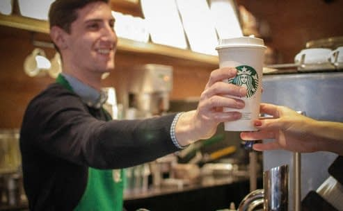 , Starbucks to introduce 'Latte Levy' across all UK stores (What a concept… 'Bring your own cup or mug, people!'), The Circular Economy