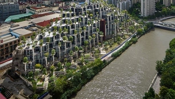 , The Mirror's climate issue and Shanghai's 'city of trees': The sustainability success stories of the week, TheCircularEconomy.com