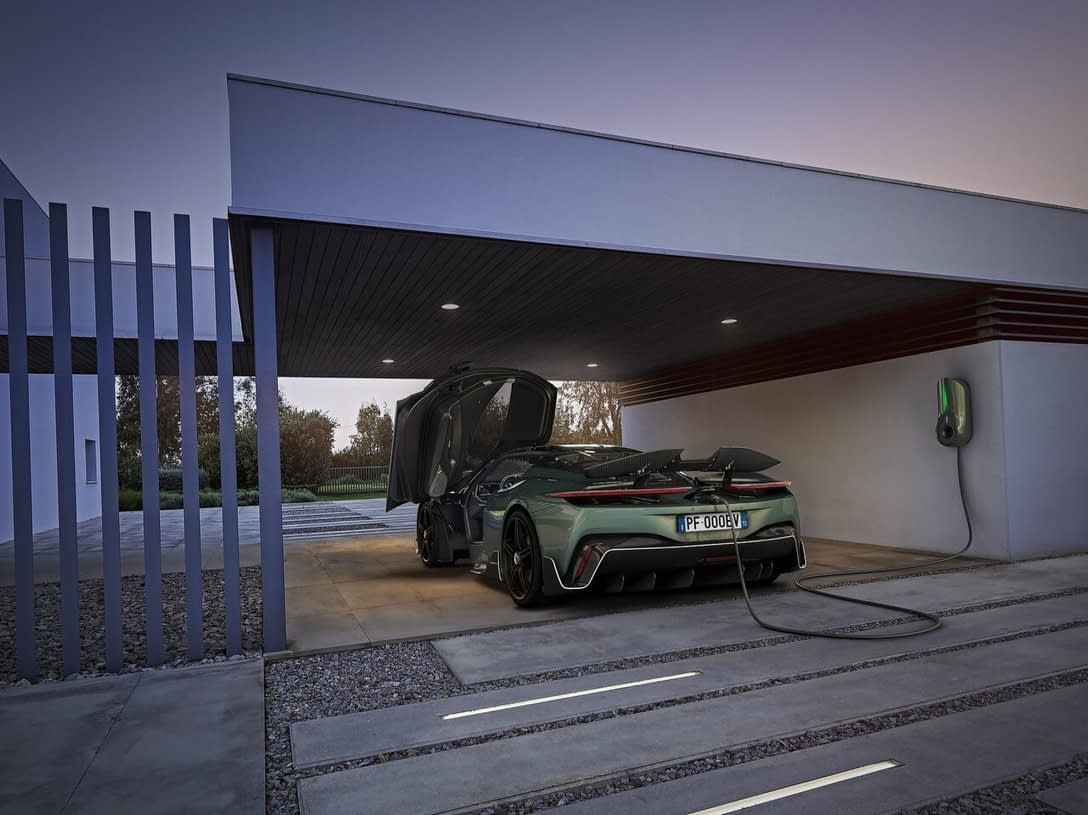 , Pininfarina announces partnership with ChargePoint for Battista hyper EV, TheCircularEconomy.com