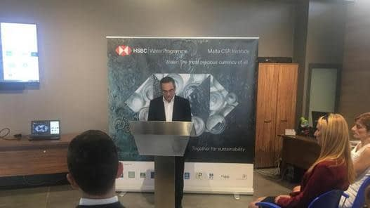 , €400,000 programme on water sustainability launched, The Circular Economy
