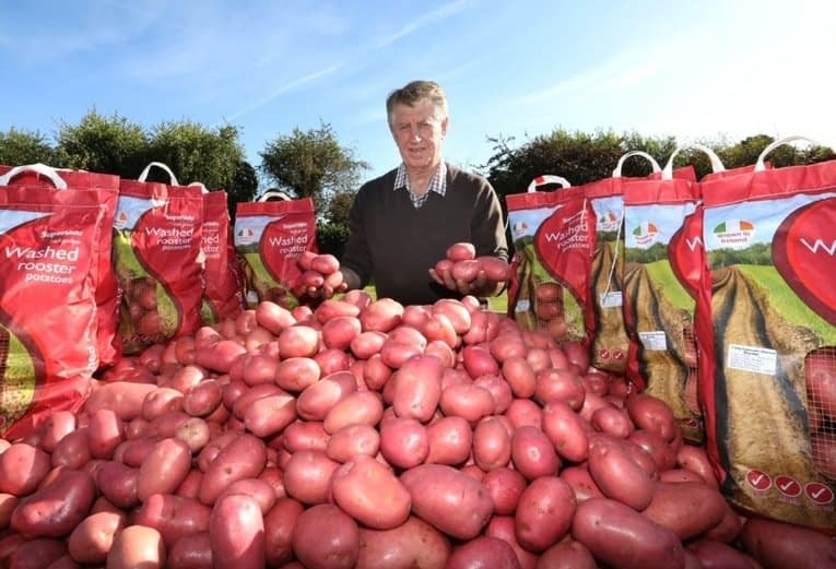 , SuperValu plant seed for sustainable future, TheCircularEconomy.com