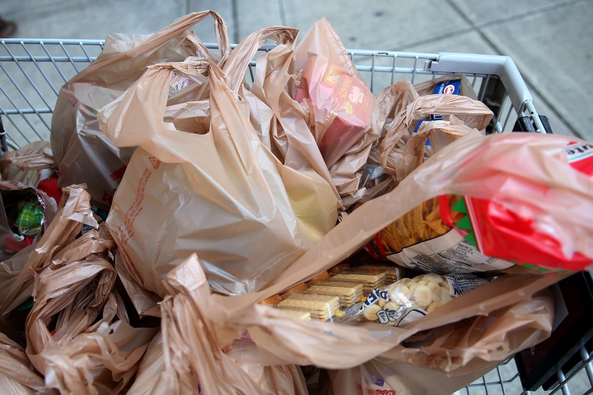 , Oregon considering statewide ban of single-use plastic bags, The Circular Economy