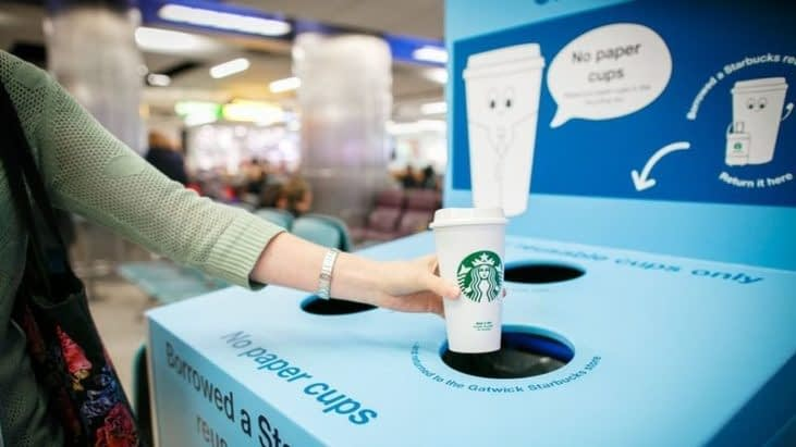 , Climate Joy Series: Gatwick Airport Launches Reusable Cup Scheme, Canada to Ban Single-Use Plastics…, The Circular Economy