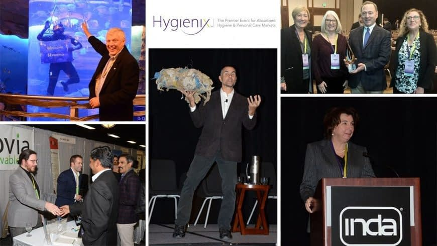 , Successful Hygienix 2019 Addresses Sustainability in Absorbent Hygiene & Personal Care, TheCircularEconomy.com