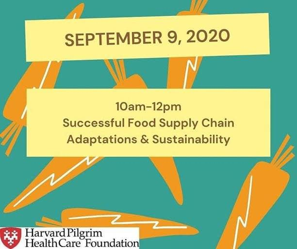 , Successful Food Supply Chain Adaptations & Sustainability Tickets, Wed, Sep 9, 2020 at 10:00 AM, TheCircularEconomy.com