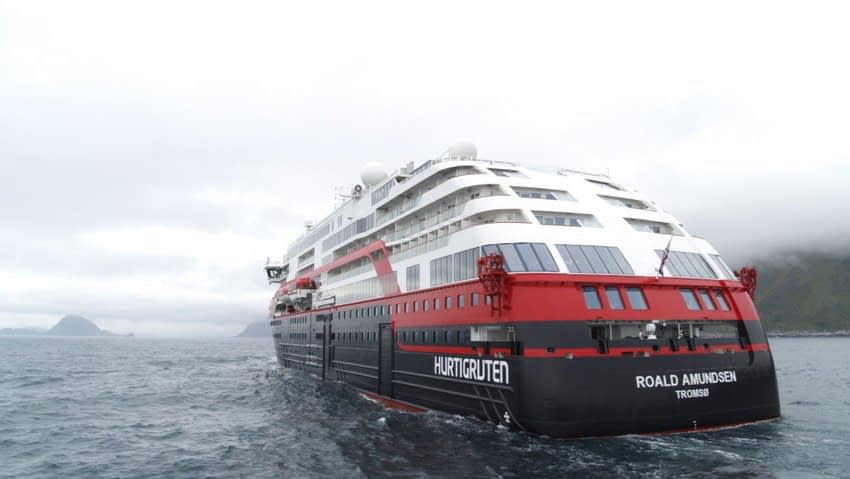 , First hybrid-powered cruise ship sets sail with sustainability at the core, TheCircularEconomy.com