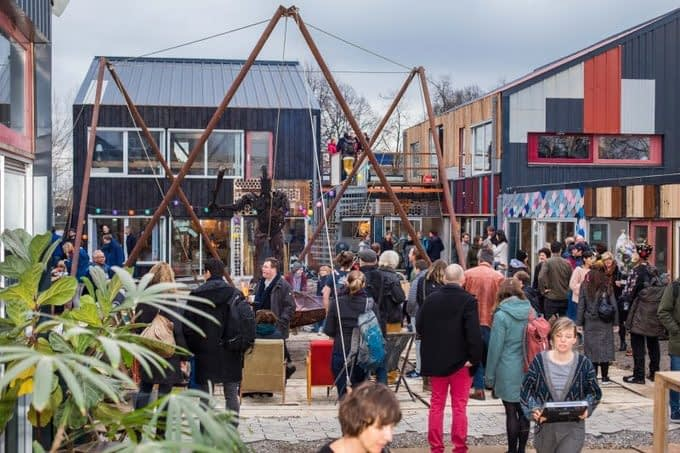 , Buzzing Urban Village Is A Testing Ground For The Circular Economy, TheCircularEconomy.com