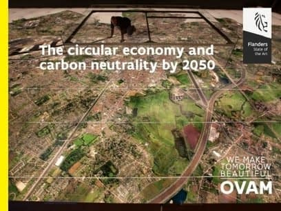 , The circular economy and carbon neutrality by 2050, The Circular Economy