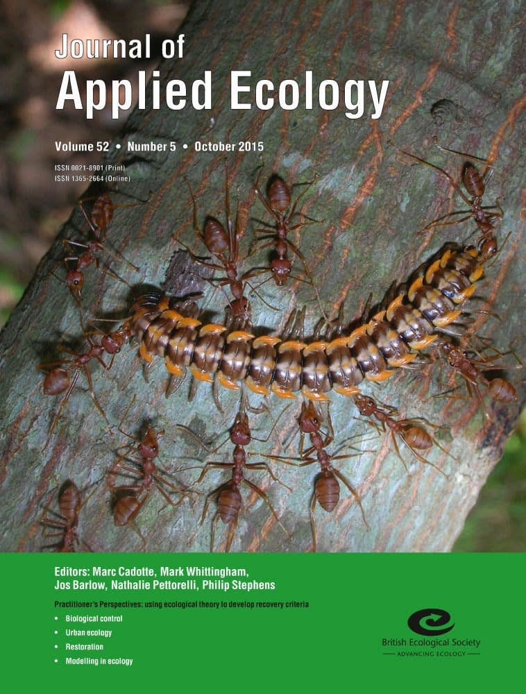 , REVIEW: Ants as tools in sustainable agriculture – Offenberg – 2015 – Journal of Applied Ecology – Wiley Online Library, TheCircularEconomy.com