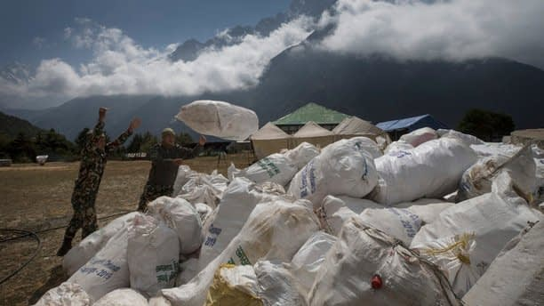 , Nepal to ban single-use plastics from Everest by 2020, TheCircularEconomy.com