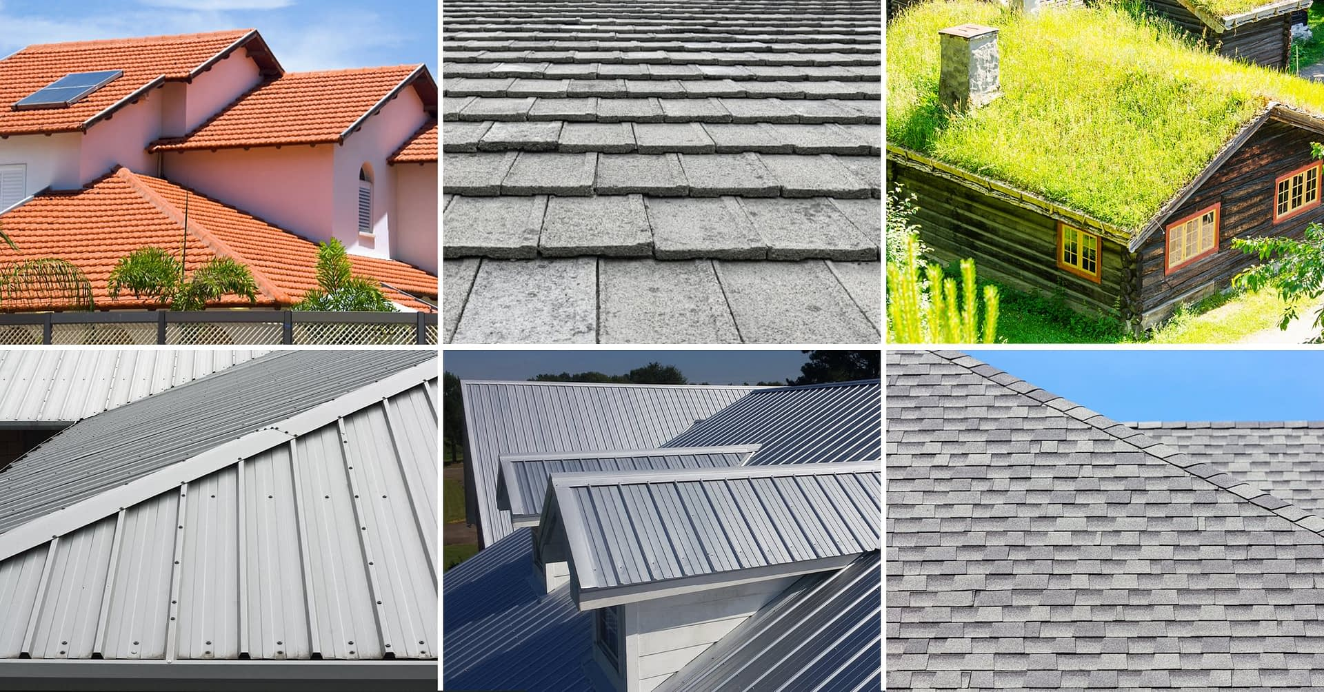 , Looking at Roofing Material – Are Any Really Sustainable?, The Circular Economy