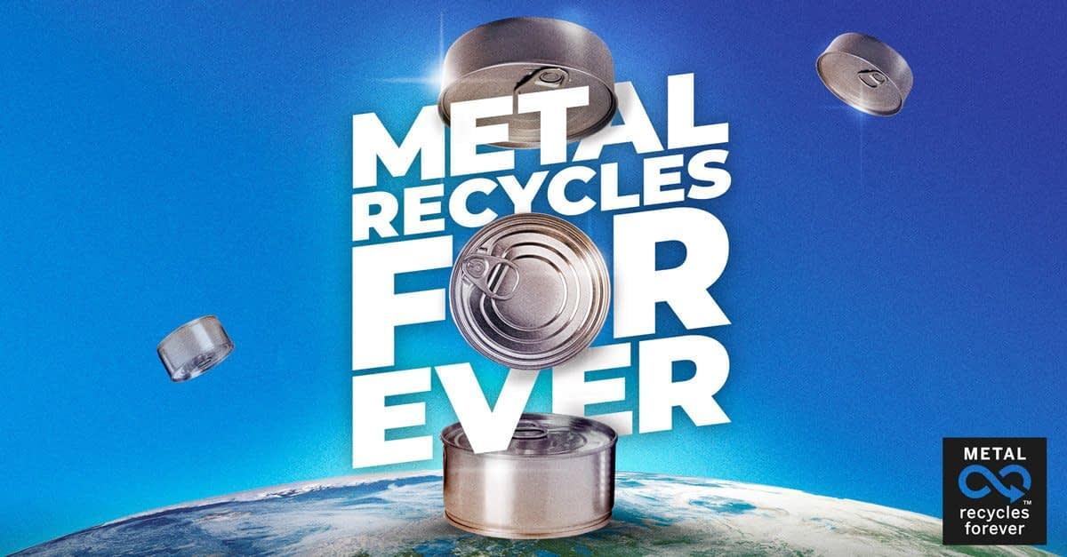 , Looking for a sustainable packaging solution? Choose metal packaging! | Metal Packaging Europe, TheCircularEconomy.com
