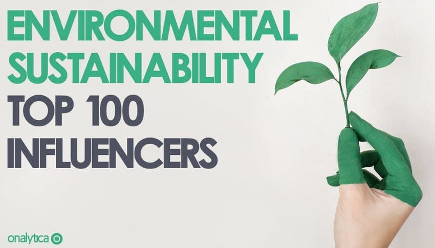 , Environmental Sustainability: Top 100 Influential Experts, The Circular Economy