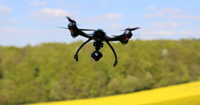 , Military Tests Single-Use Drones, The Circular Economy