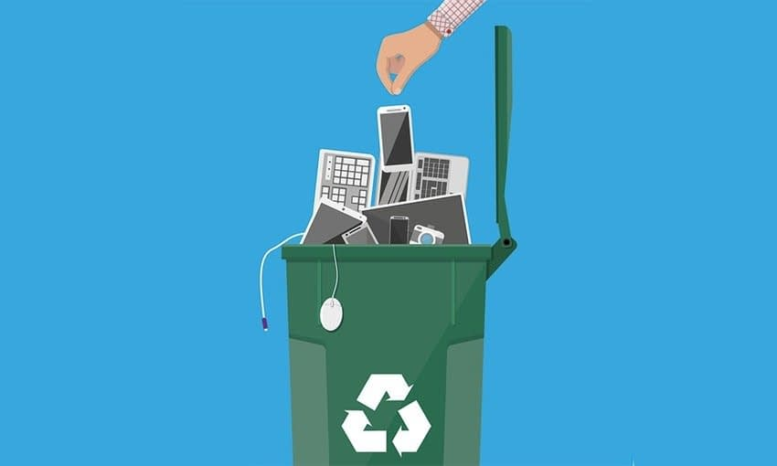 , The rise of the circular economy in the WEEE sector, The Circular Economy