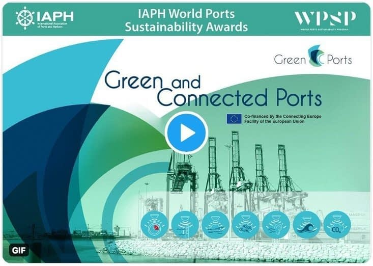 , IAPH announces call for entries to 2021 World Ports Sustainability Awards, TheCircularEconomy.com