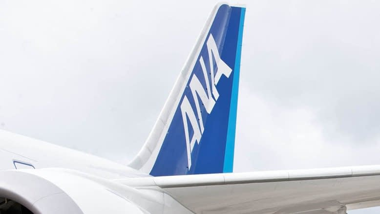 , ANA to reduce single-use plastics in its cabins and lounges, The Circular Economy