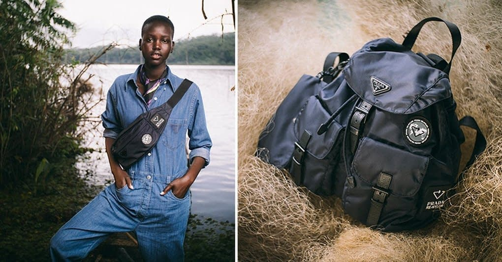 , prada chronicles stories of sustainability in docu-series with national geographic, TheCircularEconomy.com