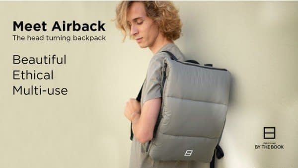 , The Ultimate Multifunctional, Eco-Friendly, and Sustainable Backpack with a Twist – The Aalpha Reporter, TheCircularEconomy.com