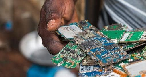 , Ghana, China, India and companies such as Dell pave the way for reuse of e-waste, TheCircularEconomy.com
