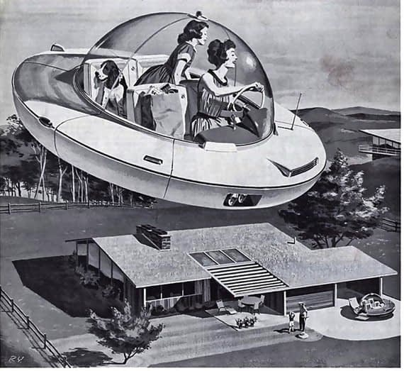 """, Researchers say flying cars could """"have a niche role in sustainability"""", TheCircularEconomy.com"""