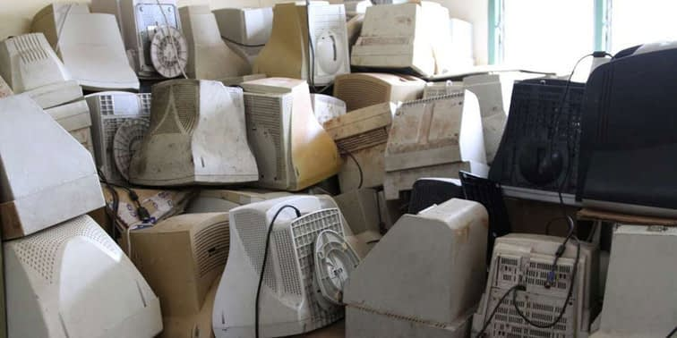, E-waste adds to mountain of problems counties face, TheCircularEconomy.com