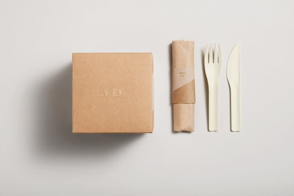 , Another example of excellent design and sustainability, this time by SAS, TheCircularEconomy.com